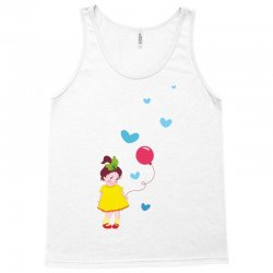 Little girl Tank Top | Artistshot