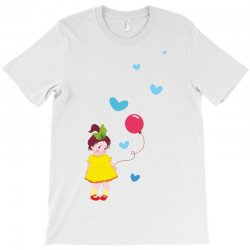 Little girl T-Shirt | Artistshot