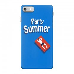Party summer iPhone 7 Case | Artistshot