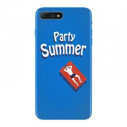 Party summer iPhone 7 Plus Case | Artistshot
