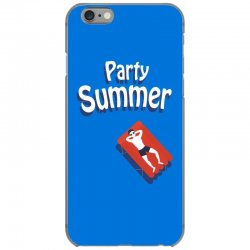 Party summer iPhone 6/6s Case | Artistshot