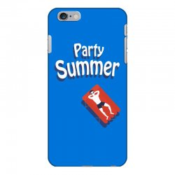 Party summer iPhone 6 Plus/6s Plus Case | Artistshot