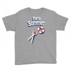 Party summer Youth Tee | Artistshot