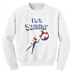 Party summer Youth Sweatshirt | Artistshot
