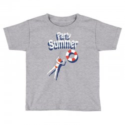 Party summer Toddler T-shirt | Artistshot