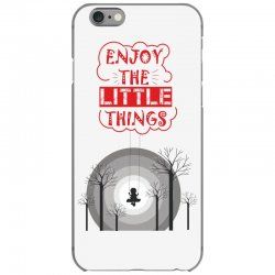 Enjoy the little things iPhone 6/6s Case | Artistshot