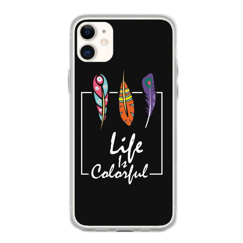 Life Is Colorful Iphone 11 Case   Artistshot