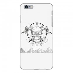Skull iPhone 6 Plus/6s Plus Case | Artistshot
