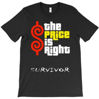 The Price Is Right Reality Show T-shirt Designed By Starlight