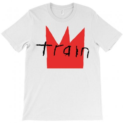 Train Rock Band Logo T-shirt Designed By Starlight
