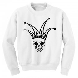 Skull Youth Sweatshirt | Artistshot