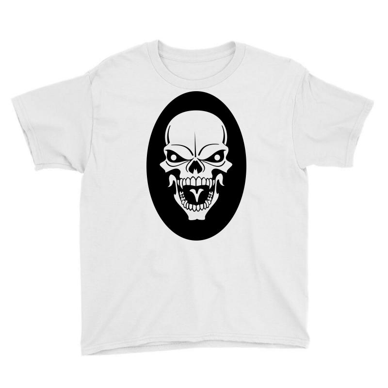 Skull Youth Tee | Artistshot