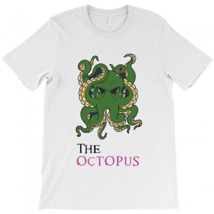 The Octopus T-shirt Designed By Estore