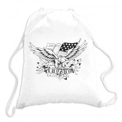 Eagle Drawstring Bags Designed By Estore