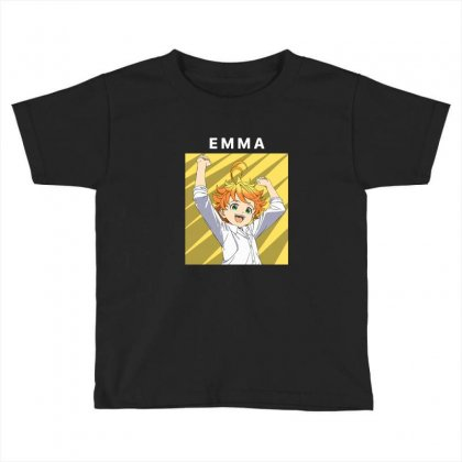 Emma Toddler T-shirt Designed By Rakuzan