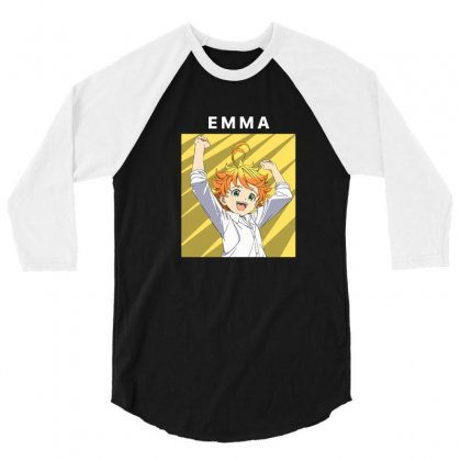 Emma 3/4 Sleeve Shirt Designed By Rakuzan