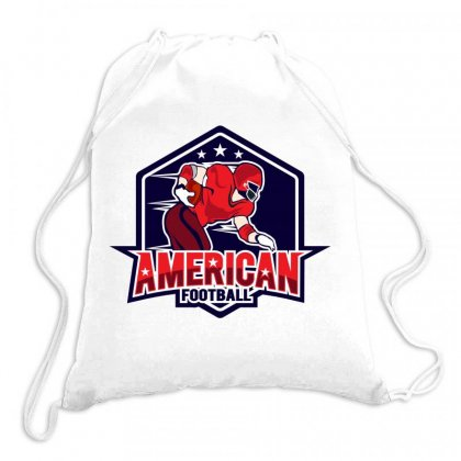 American Football Drawstring Bags Designed By Estore