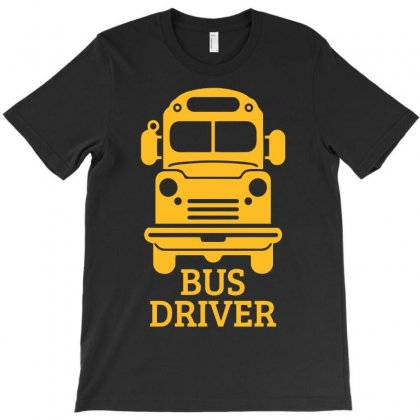Bus Driver T-shirt Designed By Candrashop