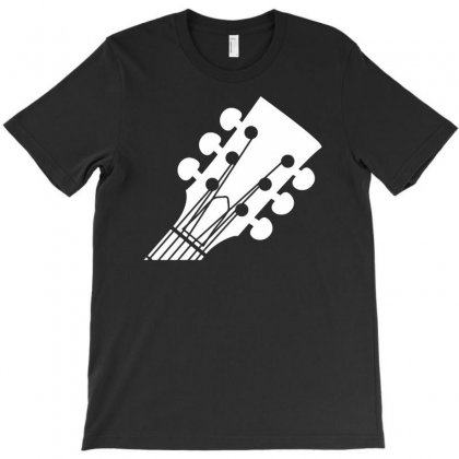 Guitar Strings T-shirt Designed By Candrashop