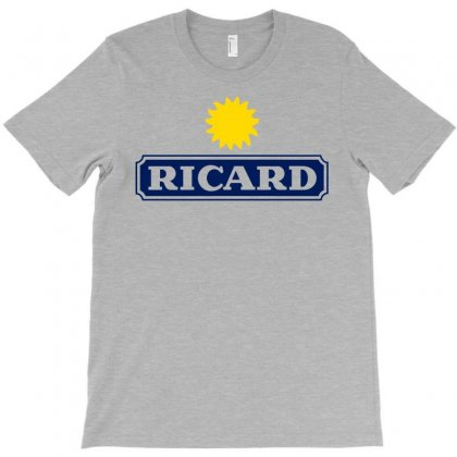 Ricard Classic T-shirt Designed By Moon99