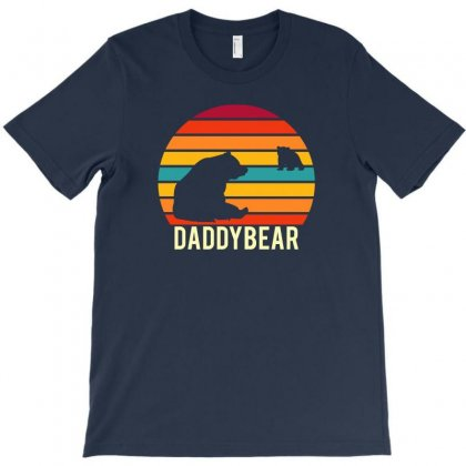 Daddy Bear T-shirt Designed By I One Simple Store