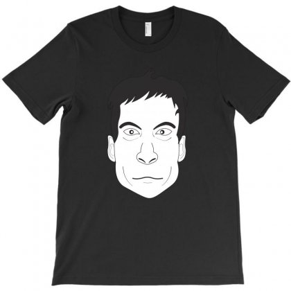 Funny Face T-shirt Designed By Emardesign
