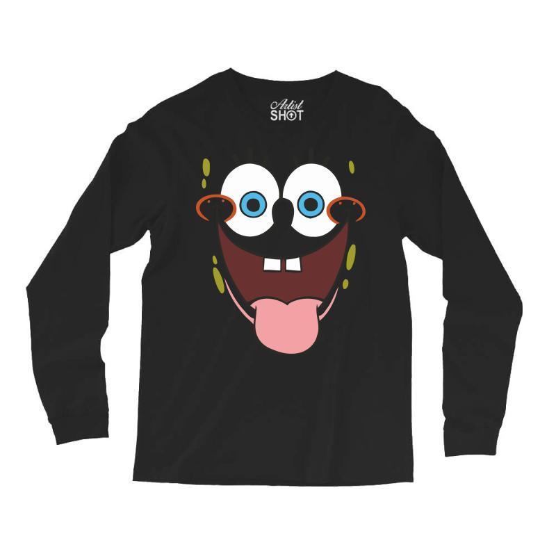 Spanch Bob Long Sleeve Shirts | Artistshot