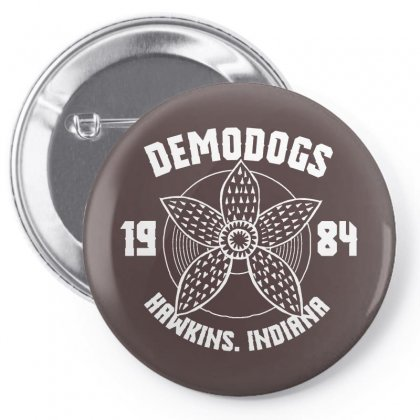 Adopt A Demodog Merch Pin-back Button Designed By Oktaviany