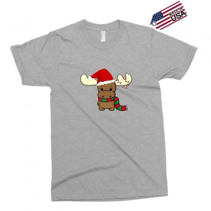 Adorable Reindeer Exclusive T-shirt Designed By Oktaviany