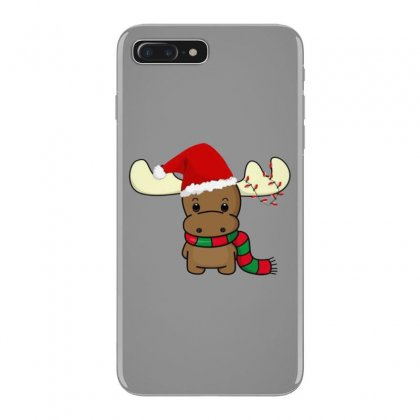 Adorable Reindeer Iphone 7 Plus Case Designed By Oktaviany