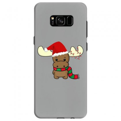Adorable Reindeer Samsung Galaxy S8 Case Designed By Oktaviany