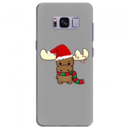 Adorable Reindeer Samsung Galaxy S8 Plus Case Designed By Oktaviany