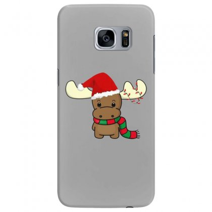 Adorable Reindeer Samsung Galaxy S7 Edge Case Designed By Oktaviany