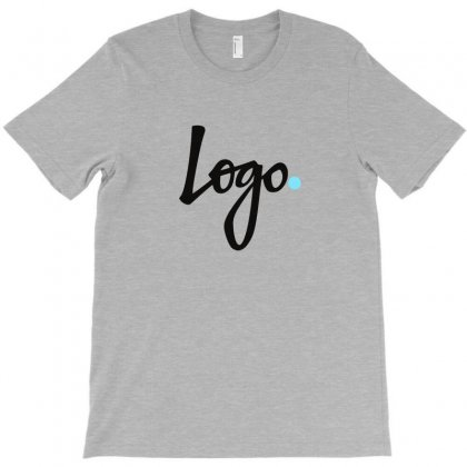 Logo T-shirt Designed By I One Simple Store