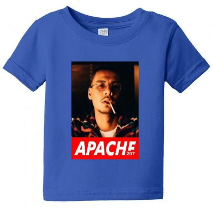 Apache Rapper Baby Tee Designed By Oktaviany