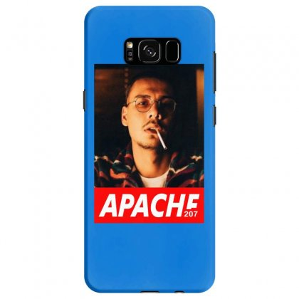 Apache Rapper Samsung Galaxy S8 Case Designed By Oktaviany
