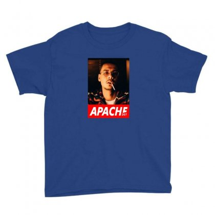 Apache Rapper Youth Tee Designed By Oktaviany