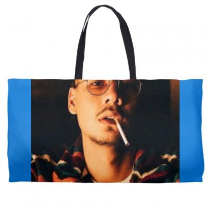 Apache Rapper Weekender Totes Designed By Oktaviany