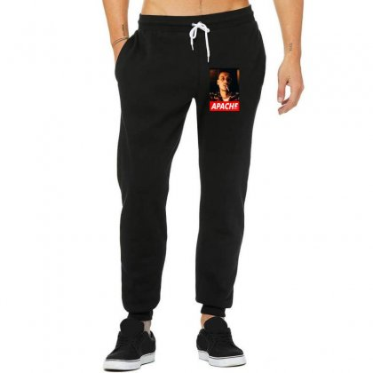 Apache Rapper Unisex Jogger Designed By Oktaviany