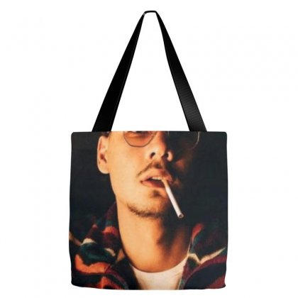 Apache Rapper Tote Bags Designed By Oktaviany