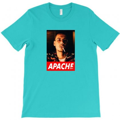 Apache Rapper T-shirt Designed By Oktaviany