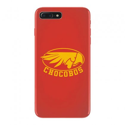Chocobo Final Fantasy Iphone 7 Plus Case Designed By Oktaviany