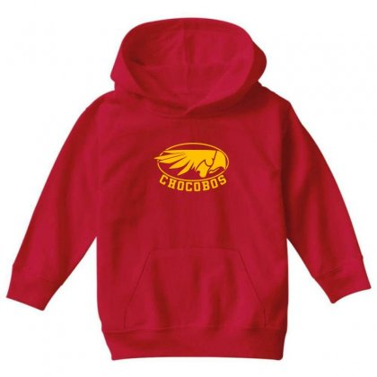 Chocobo Final Fantasy Youth Hoodie Designed By Oktaviany