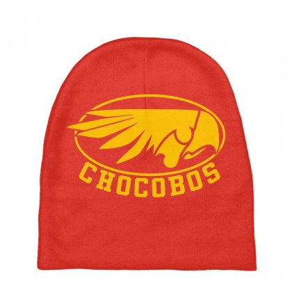 Chocobo Final Fantasy Baby Beanies Designed By Oktaviany