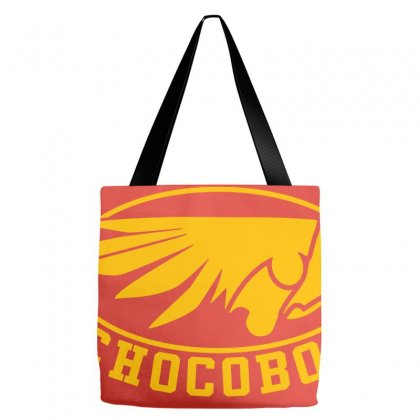 Chocobo Final Fantasy Tote Bags Designed By Oktaviany