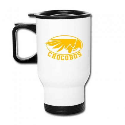 Chocobo Final Fantasy Travel Mug Designed By Oktaviany