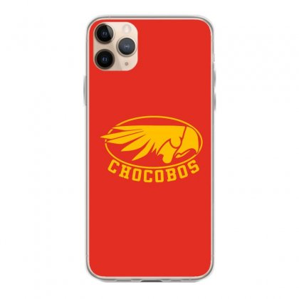 Chocobo Final Fantasy Iphone 11 Pro Max Case Designed By Oktaviany