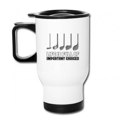 Choices Golf Travel Mug Designed By Oktaviany