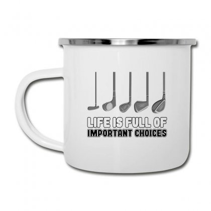 Choices Golf Camper Cup Designed By Oktaviany