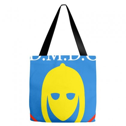 Dmdc Logo Tote Bags Designed By Oktaviany